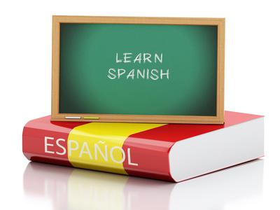 lernen mit spanischen Büchern