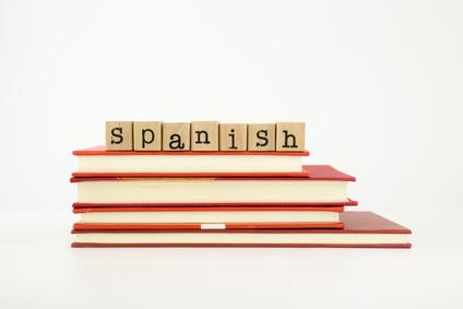 spanische Lehrbücher